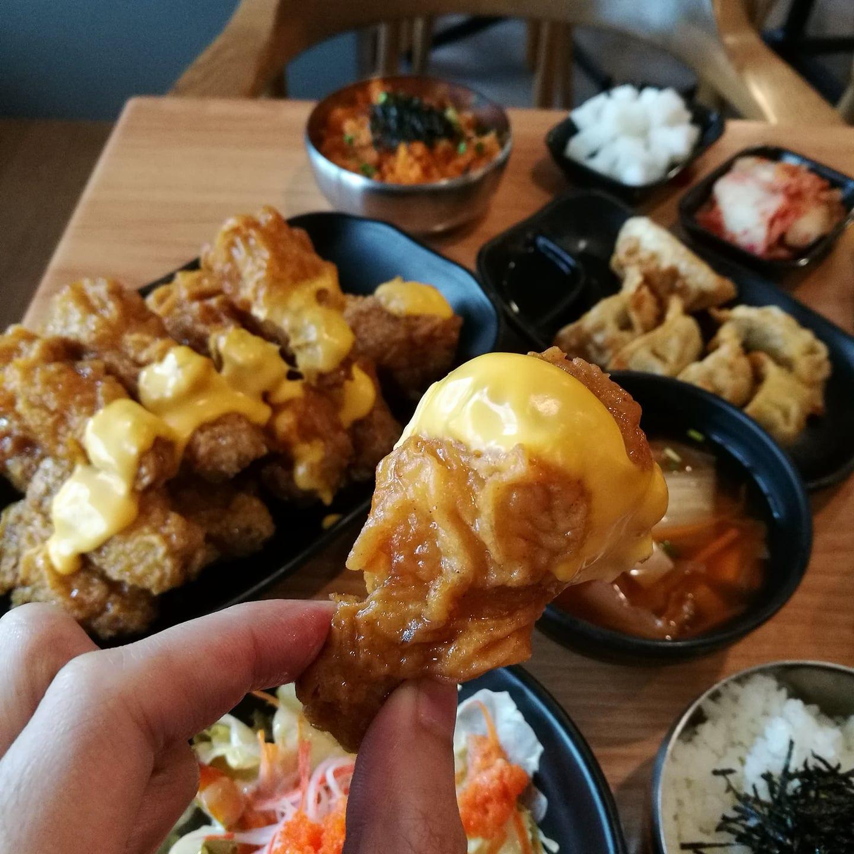 ไก่ทอด ไก่ทอดเกาหลี ร้านไก่ทอด ไก่เกาหลี