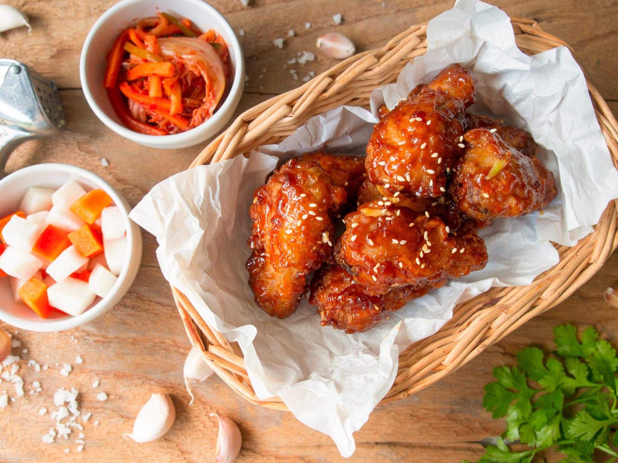 ไก่ทอด ไก่ทอดเกาหลี ร้านไก่ทอด ไก่เกาหลี - เรื่องกิน เรื่องเที่ยว ช้อปปิ้ง  ไลฟ์สไตล์