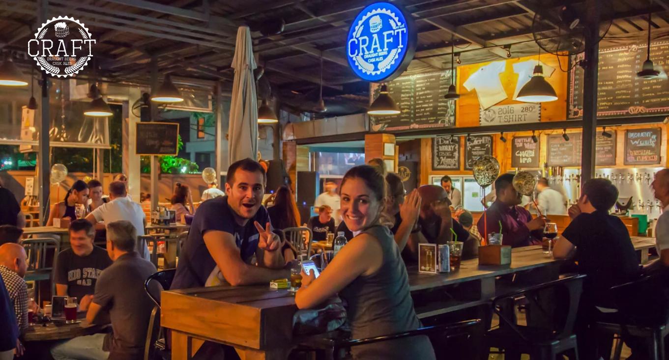 ปาร์ตี้ ประโยชน์ของเบียร์ ลานเบียร์ ร้านเบียร์