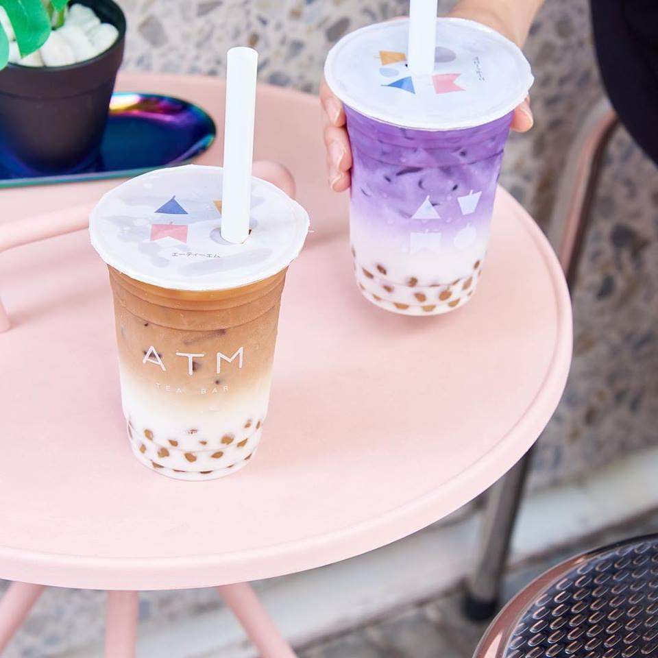 ชาไข่มุก ชานมไต้หวัน ร้านชานมไข่มุก เมนูชาไข่มุก