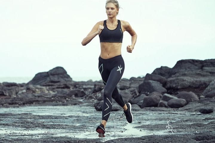 ชุดวิ่งหญิง, แฟชั่นชุดวิ่งผู้หญิง