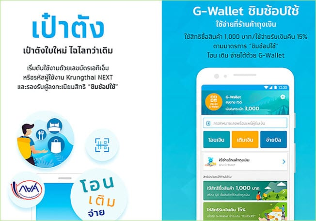ลงทะเบียน ชิมช้อปใช้ ชิม ช้อป ใช้ G-Wallet คือ นโยบายรัฐบาล
