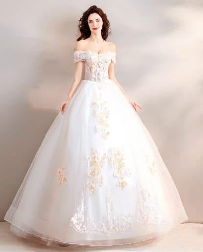 ชุดแต่งงาน, ชุดเจ้าสาว, ชุดแต่งงานไทย, แบบชุดแต่งงาน