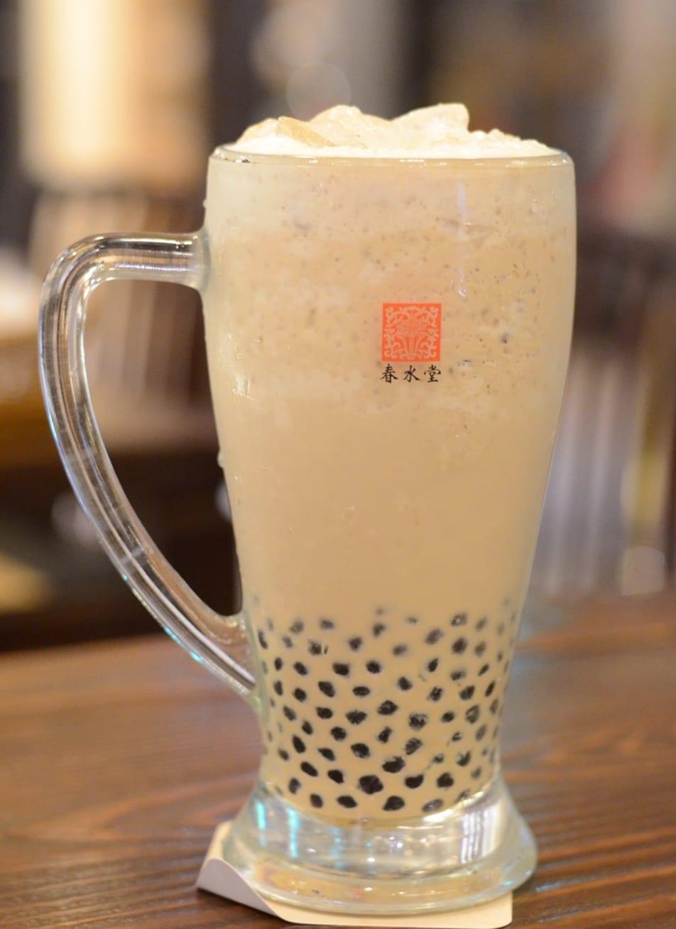 ชาไข่มุก ไต้หวัน, ชานมไต้หวัน, ชานมไข่มุก ไต้หวัน, ร้านชาไข่มุก