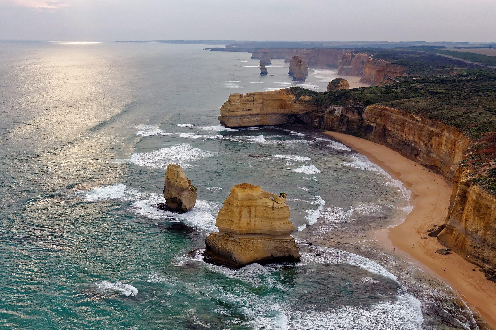 เที่ยวออสเตรเลีย, เที่ยวทะเล, ทะเลสวยๆ