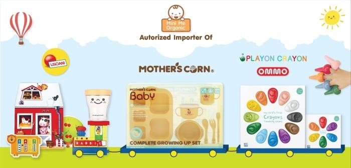ร้านขายของใช้เด็ก, ร้านขายของใช้ทารกแรกเกิด
