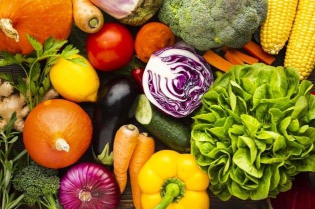 วิธีล้างผัก, วิธีล้างผักผลไม้