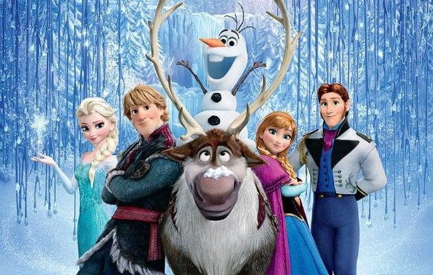 frozen ภาค 2, เอลซ่า, หนังใหม่, frozen 2