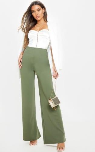 กางเกงวินเทจหญิงสีเขียว, กางเกงวินเทจขาสั้น