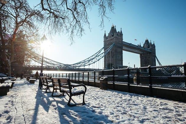 มกราคมเที่ยวไหนดี, มกราคม เที่ยวไหนดี ต่างประเทศ