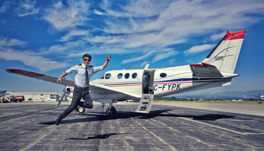 ธุรกิจการบิน คุณสมบัติ, เรียนการบินที่ไหนดี