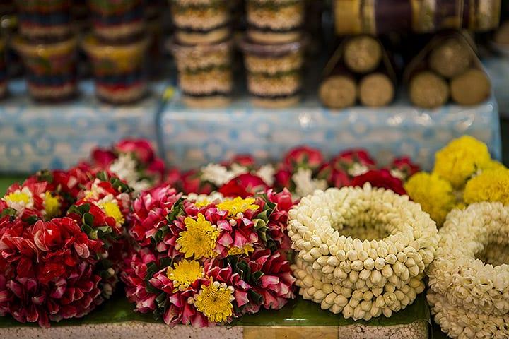 ร้านดอกไม้สด, ร้านดอกไม้ ตลาดไท