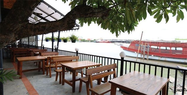 ร้านอาหารริมแม่น้ำเจ้าพระยาราคาถูก, ร้านอร่อยริมเจ้าพระยา