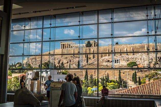 พิพิธภัณฑ์ต่างประเทศ, เที่ยวพิพิธภัณฑ์