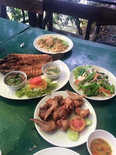 ร้านอาหารอร่อย สิงห์บุรี, ร้านอร่อยสิงห์บุรี