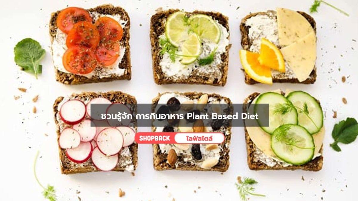 Plant Based Diet คืออะไร กินแล้วช่วยเรื่องสุขภาพได้จริงหรอ?