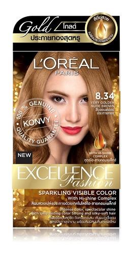 สีผมที่ทำให้หน้าสว่าง ผิวสองสี, สีผมที่ทำให้หน้าสว่างขึ้น