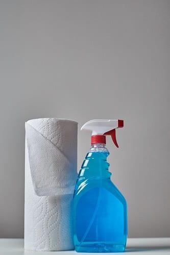 วิธีทำความสะอาดบ้านให้เร็ว, ตารางทำความสะอาดบ้าน