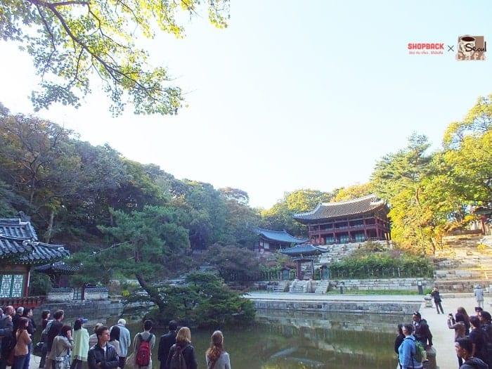 ที่เที่ยวในโซล, ที่เที่ยวเกาหลี โซล
