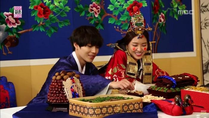 วาไรตี้เกาหลีสนุกๆ, รายการวาไรตี้เกาหลี