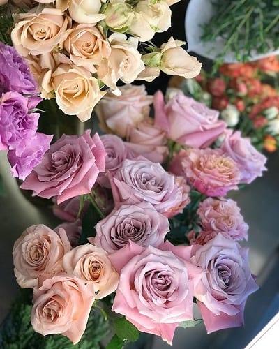 ดอกไม้ตกแต่งบ้าน, ดอกไม้ประดับบ้าน