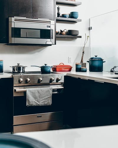 การตกแต่งห้องครัว, แต่งครัว