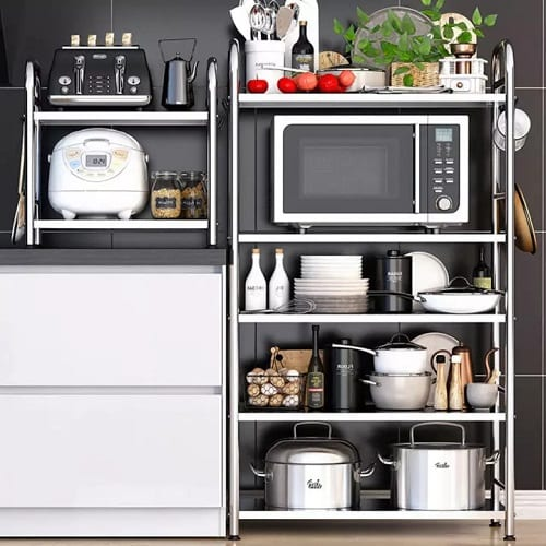 จัดระเบียบห้องครัว, จัดห้องครัวให้เป็นระเบียบ