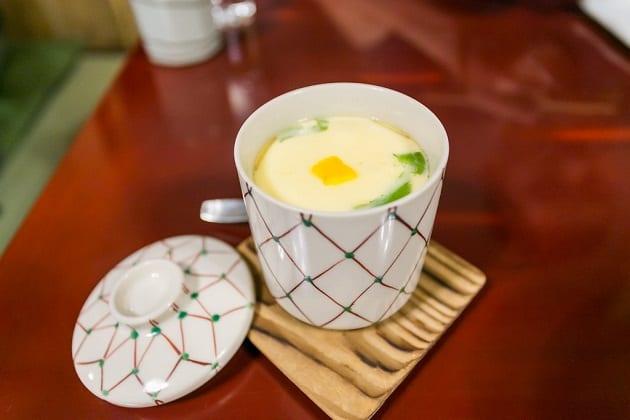 ไข่ตุ๋นเวฟกี่นาที, ทำไข่ตุ๋นในไมโครเวฟ