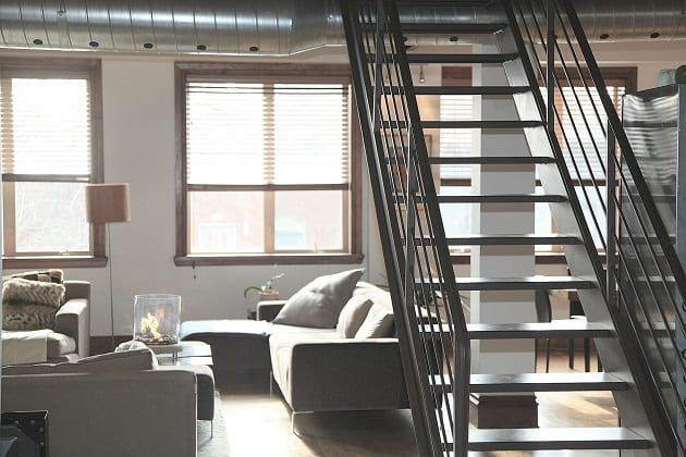 แต่งบ้านสไตล์ลอฟท์งบน้อย, แต่งบ้านสไตล์ loft