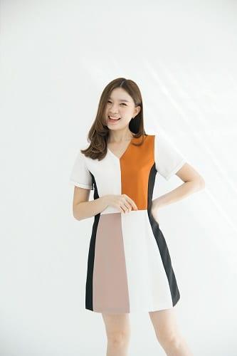 ชุดเดรสยาวเกาหลี, ชุดเดรสเกาหลีน่ารัก