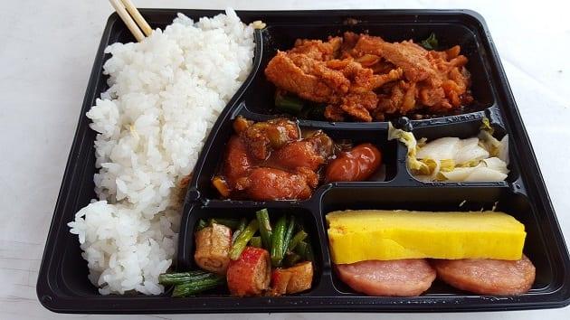 ข้าวกล่องน่ากิน, อาหารกล่องน่ากิน
