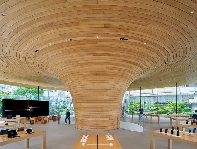 Apple เปิดตัว,Apple Central World