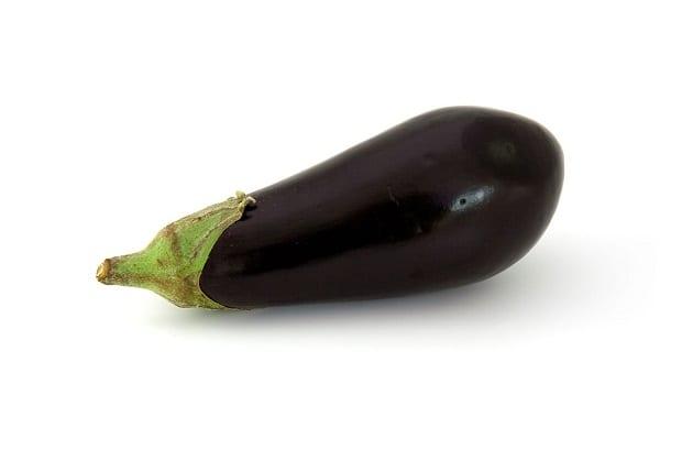ผักสีม่วง, ผักผลไม้สีม่วง