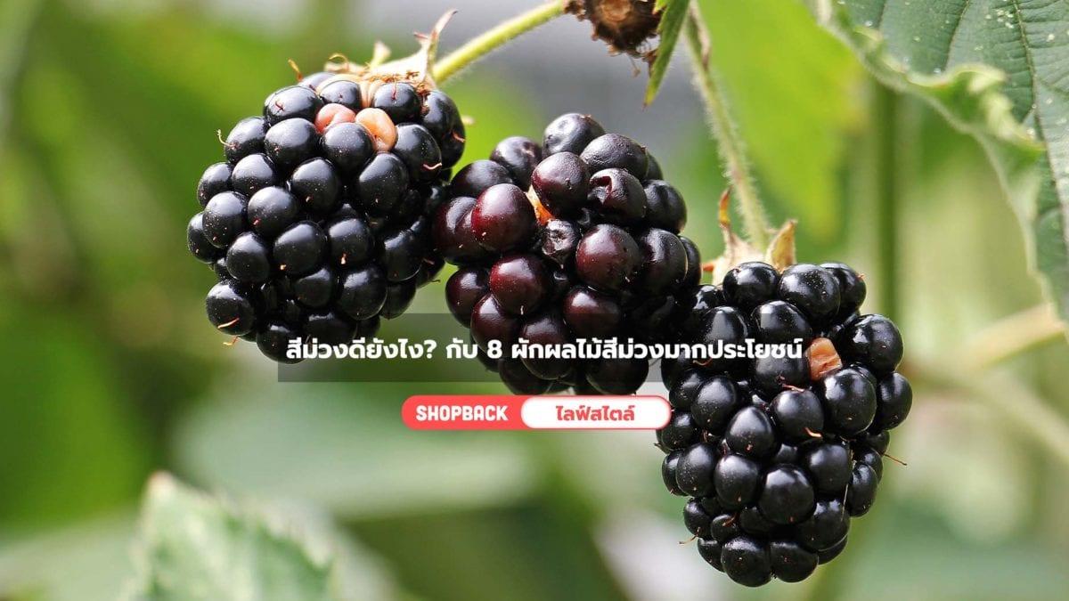 8 ชนิดผักผลไม้สีม่วง ช่วยลดน้ำหนัก แถมยังดีต่อใจ