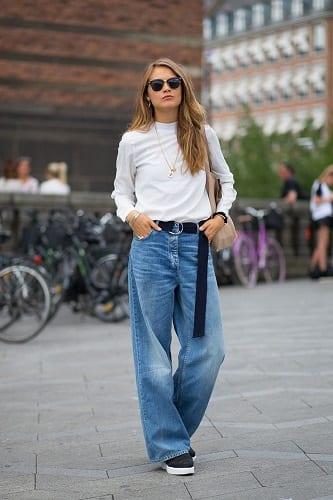 กางเกงยีนส์เอวสูงทรงบอย, เกงยีนส์ทรงบอย