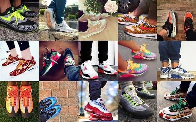 เทียบไซส์รองเท้า nike, ตารางเทียบไซส์รองเท้า nike