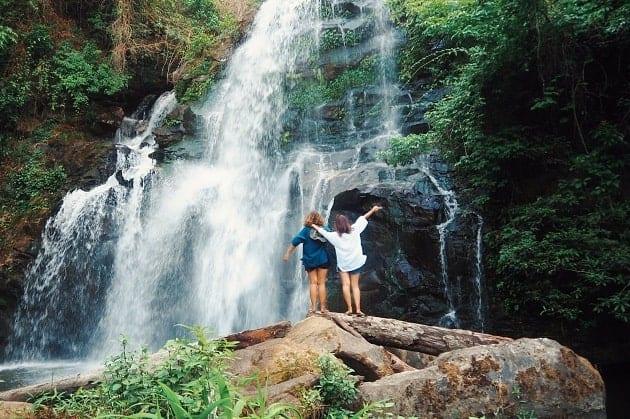 แหล่งท่องเที่ยวเชิงธรรมชาติ, สถานที่ท่องเที่ยวเชิงธรรมชาติ