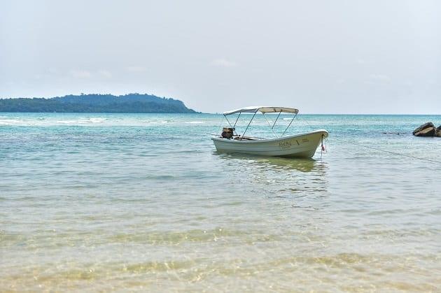 เกาะกูดที่เที่ยว,เดินทางไปเกาะกูด