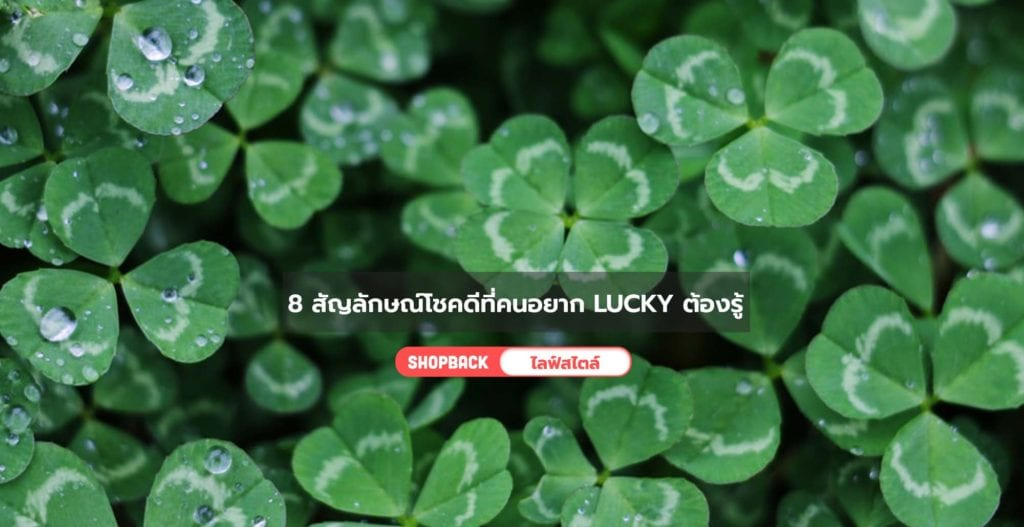 สัญลักษณ์โชคดี, สัญลักษณ์แห่งความโชคดี