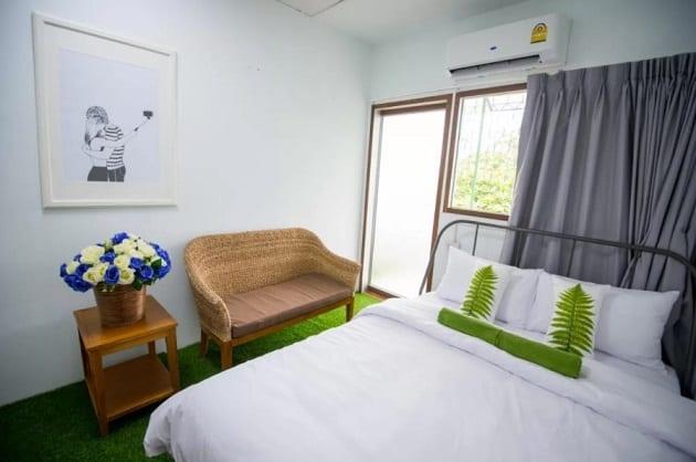 โรงแรมใกล้อนุสาวรีย์ชัยสมรภูมิ, ที่พักใกล้อนุสาวรีย์ชัยสมรภูมิ