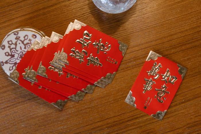 คำอวยพรวันตรุษจีน, คำอวยพรตรุษจีน