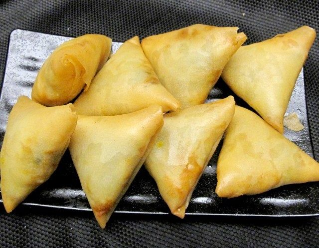 年菜精選鮮蝦韭菜角