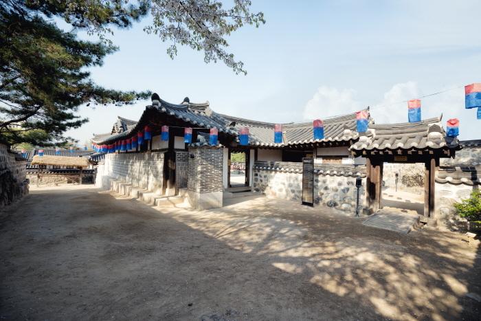 韓國自由行古蹟南山谷韓屋村