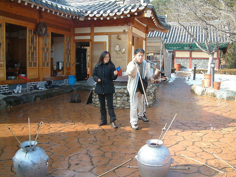 韓國新年習俗投壺