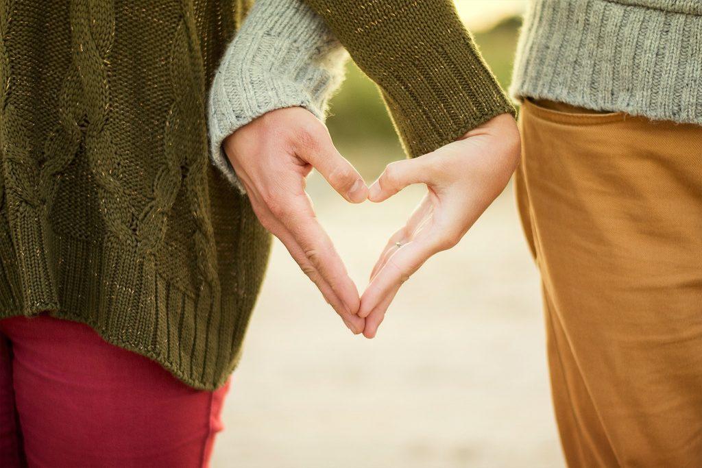 戀愛與結婚成為新年願望