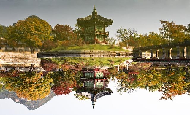 韓國自由行古蹟景福宮
