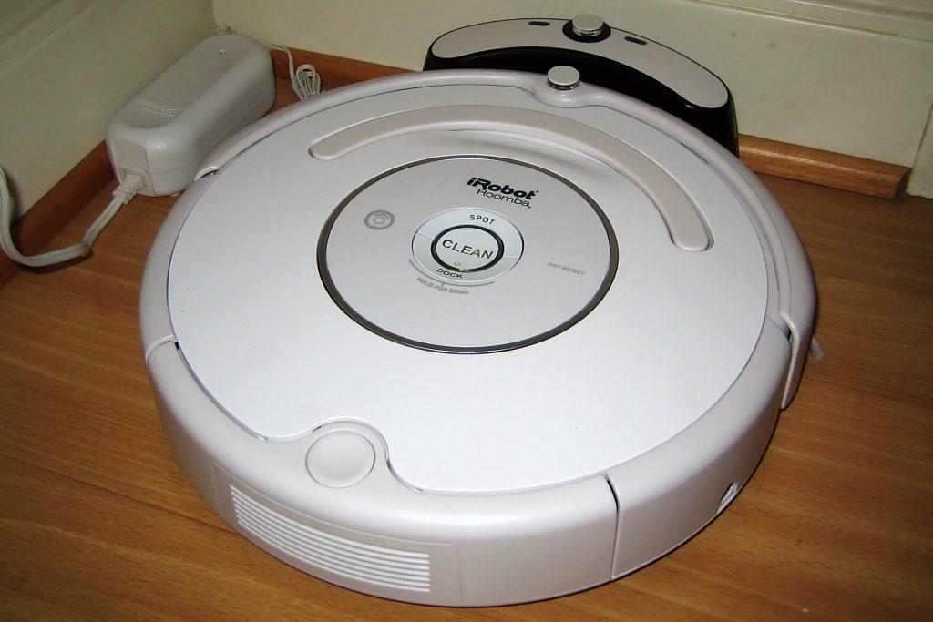 掃地機器人是家事好幫手