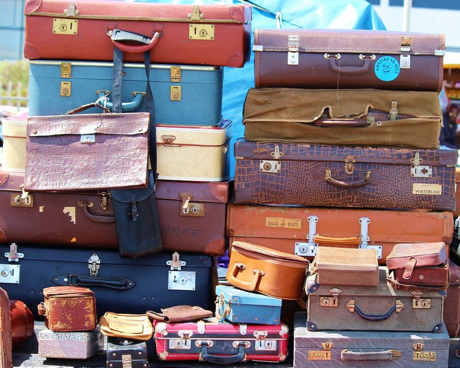 不用多買行李箱啦!旅人出國必備,行李打包術讓你輕鬆收納