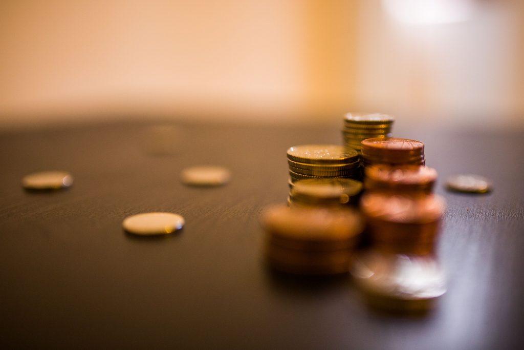 錢幣銅板儲蓄投資