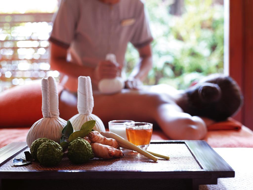 到曼谷做spa放鬆一下吧